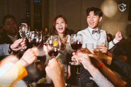 婚禮攝影 | Acom+Mimi | 台北@頤品大飯店