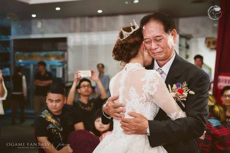 婚禮攝影 | Mike+Lyn / 宜蘭@米爾餐廳