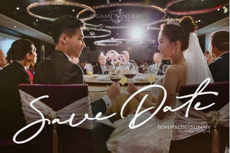 婚禮攝影 | Johnson+Sunny | 台北@華漾大飯店