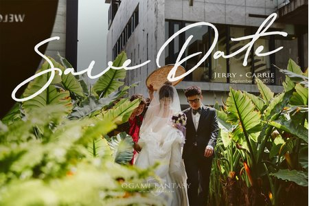 婚禮攝影 | Jerry+Carrie / 宜蘭@小國生活