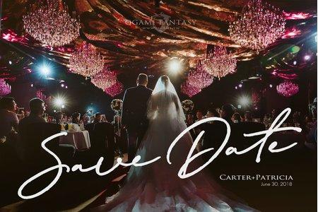 婚禮攝影 | Carter+Patricia / 台北@君品酒店