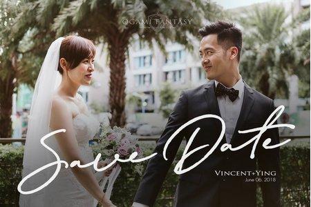 婚禮攝影 | Vincent+Ying / 宜蘭@長榮鳳凰酒店