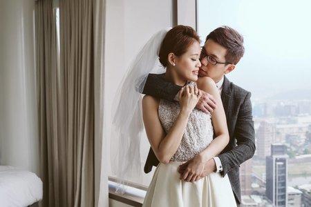 婚禮攝影 | Reagon+Oreo / 台北@松山意舍酒店