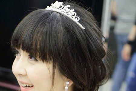 Bride雯