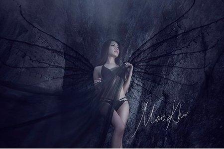 海洋黑天使創作