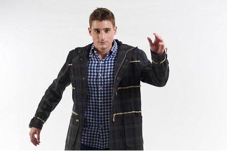 【商攝】男士外套穿搭