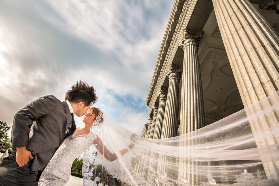 [自助婚紗] Shawn & Melissa│奇美博物館│婚紗攝影│夜景婚紗│銀河婚紗│PRE-WEDDING(編號:436028) - Show Su Photography《結婚吧》