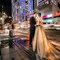 [自助婚紗] Shawn & Melissa│奇美博物館│婚紗攝影│夜景婚紗│銀河婚紗│PRE-WEDDING(編號:436030)