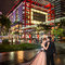 [自助婚紗] Shawn & Melissa│奇美博物館│婚紗攝影│夜景婚紗│銀河婚紗│PRE-WEDDING(編號:436038)