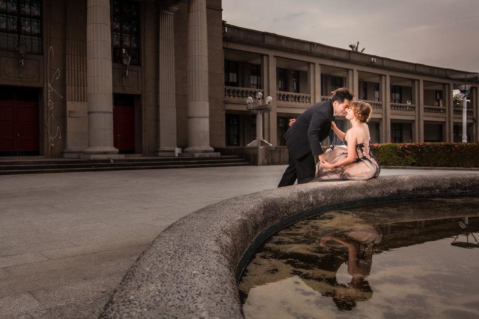 [自助婚紗] Shawn & Melissa│奇美博物館│婚紗攝影│夜景婚紗│銀河婚紗│PRE-WEDDING(編號:436041) - Show Su Photography《結婚吧》