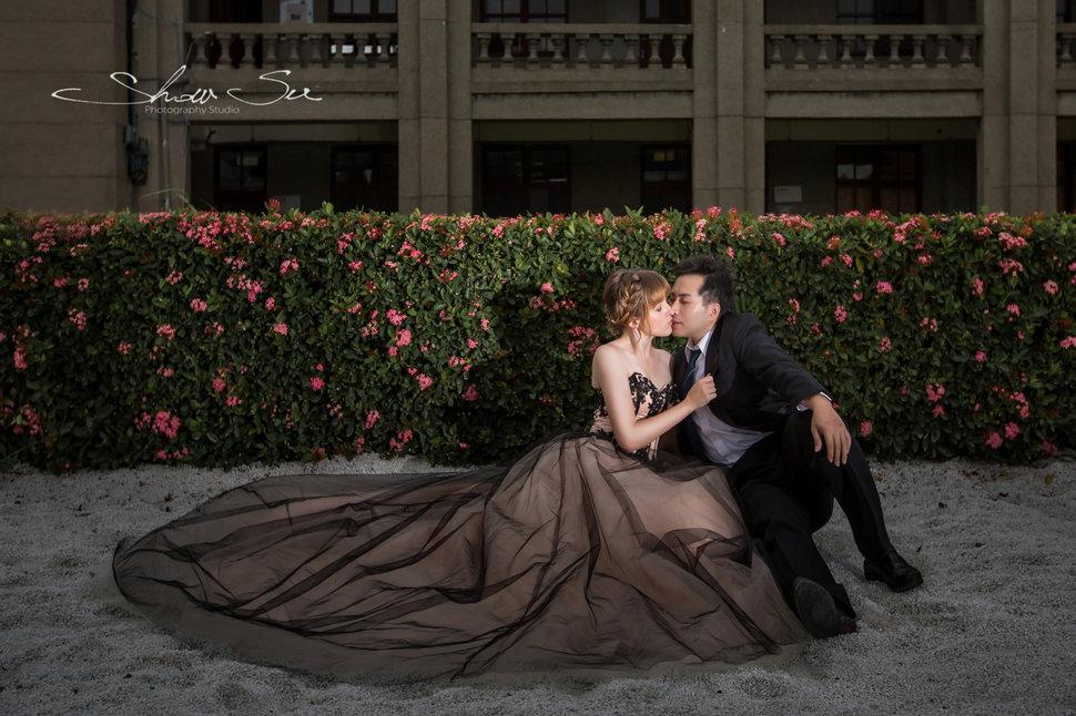 [自助婚紗] Shawn & Melissa│奇美博物館│婚紗攝影│夜景婚紗│銀河婚紗│PRE-WEDDING(編號:436042) - Show Su Photography《結婚吧》
