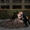 [自助婚紗] Shawn & Melissa│奇美博物館│婚紗攝影│夜景婚紗│銀河婚紗│PRE-WEDDING(編號:436042)