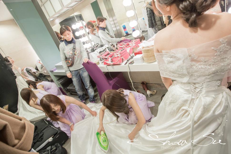 [婚攝] Carlton & Cynthia│台北@世貿三三│結婚晚宴(編號:467596) - Show Su Photography《結婚吧》