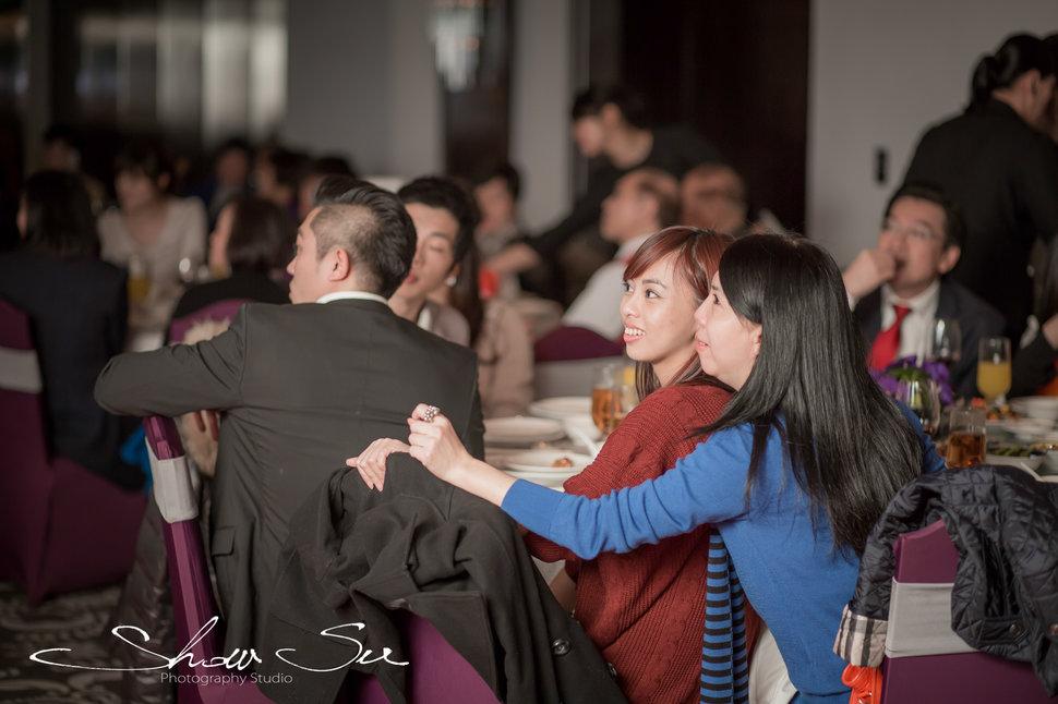 [婚攝] Carlton & Cynthia│台北@世貿三三│結婚晚宴(編號:467601) - Show Su Photography - 結婚吧
