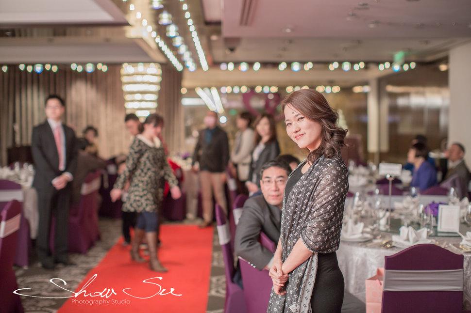 [婚攝] Carlton & Cynthia│台北@世貿三三│結婚晚宴(編號:467604) - Show Su Photography《結婚吧》