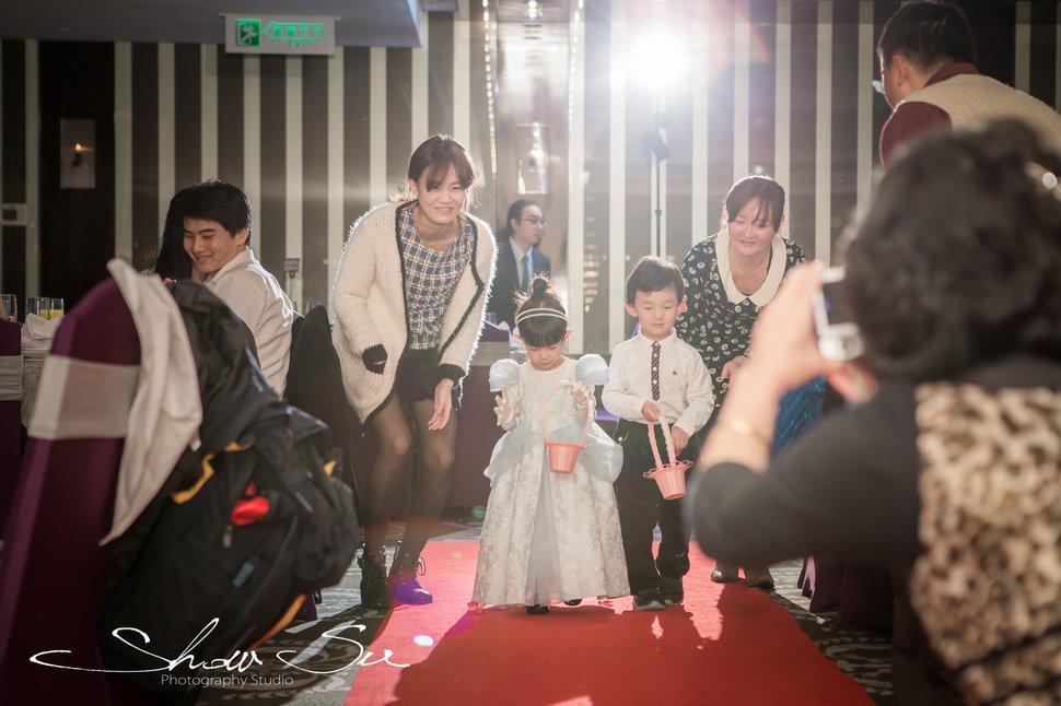 [婚攝] Carlton & Cynthia│台北@世貿三三│結婚晚宴(編號:467605) - Show Su Photography - 結婚吧