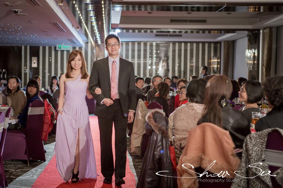 [婚攝] Carlton & Cynthia│台北@世貿三三│結婚晚宴(編號:467606) - Show Su Photography - 結婚吧