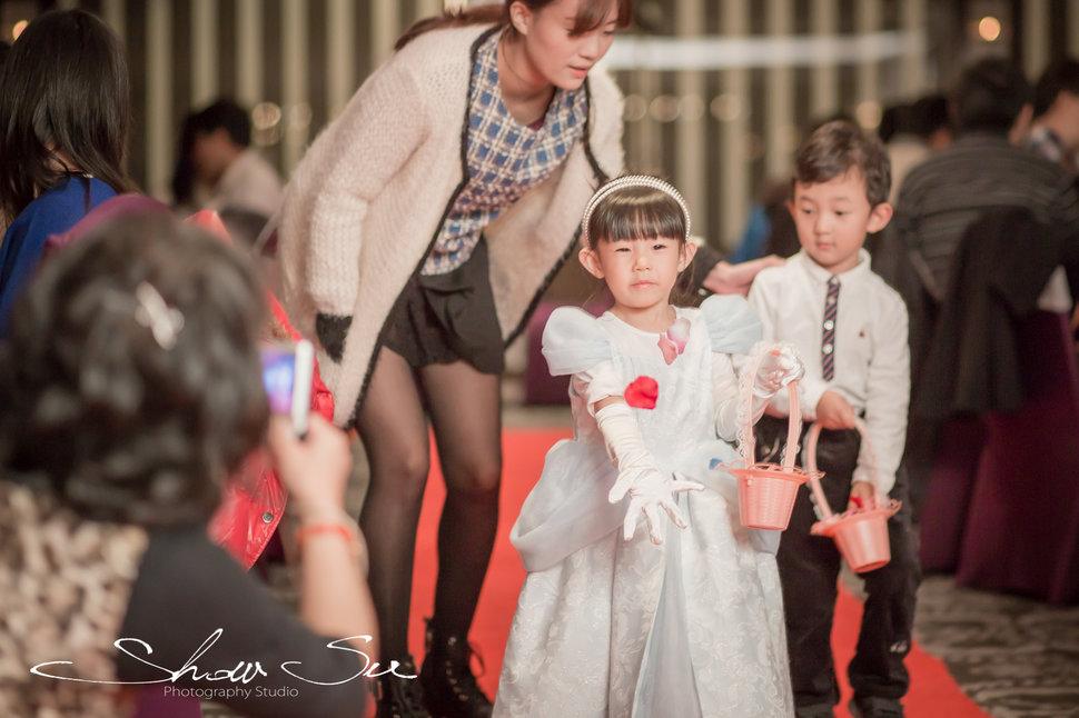 [婚攝] Carlton & Cynthia│台北@世貿三三│結婚晚宴(編號:467607) - Show Su Photography - 結婚吧