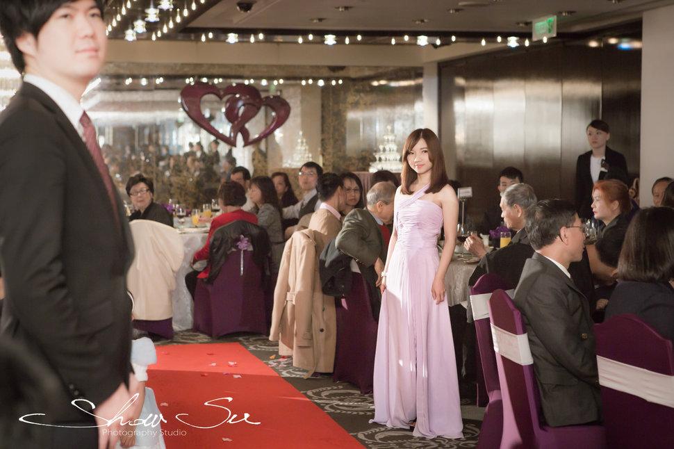 [婚攝] Carlton & Cynthia│台北@世貿三三│結婚晚宴(編號:467608) - Show Su Photography《結婚吧》