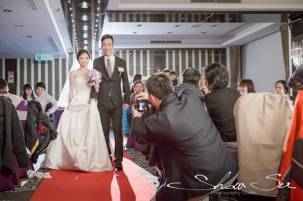[婚攝] Carlton & Cynthia│台北@世貿三三│結婚晚宴(編號:467610) - Show Su Photography《結婚吧》