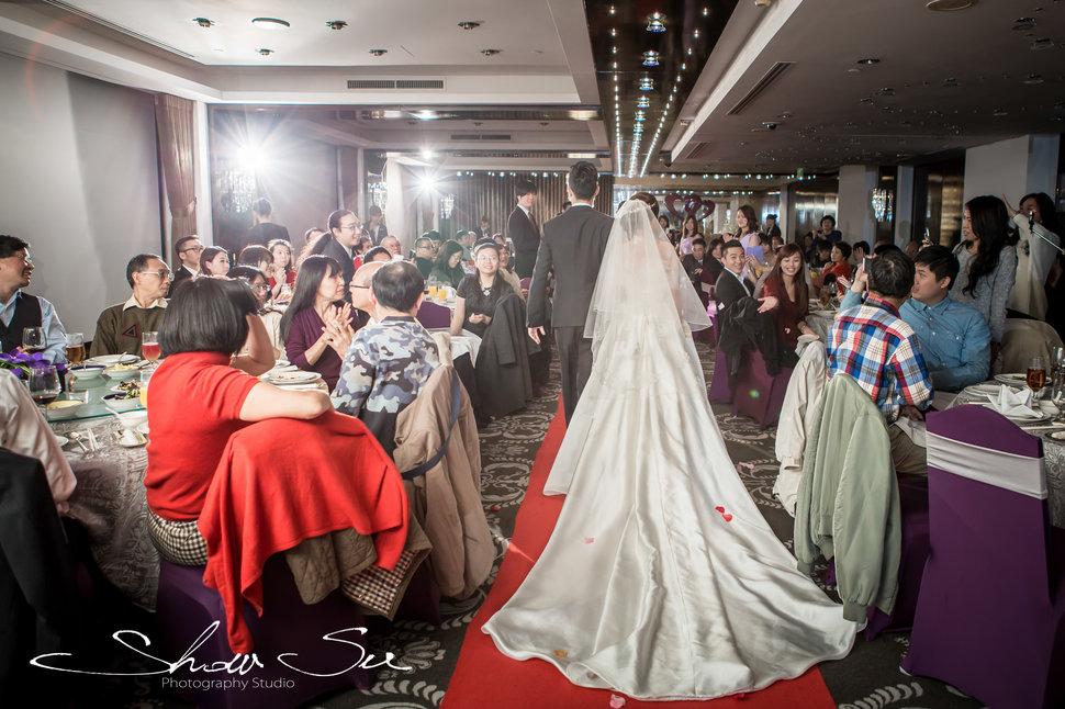 [婚攝] Carlton & Cynthia│台北@世貿三三│結婚晚宴(編號:467611) - Show Su Photography《結婚吧》