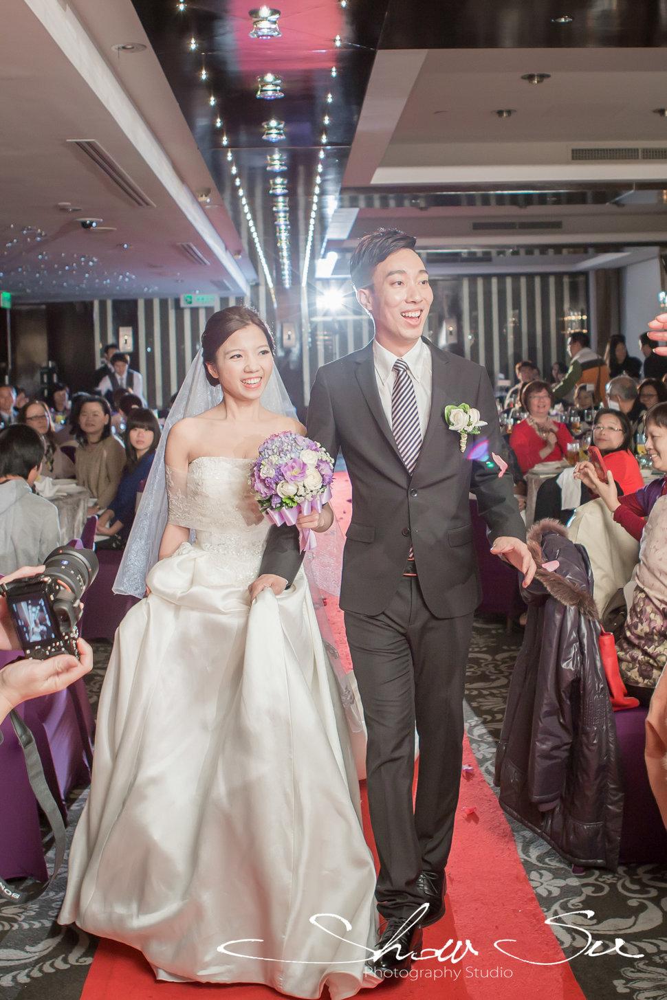 [婚攝] Carlton & Cynthia│台北@世貿三三│結婚晚宴(編號:467614) - Show Su Photography - 結婚吧
