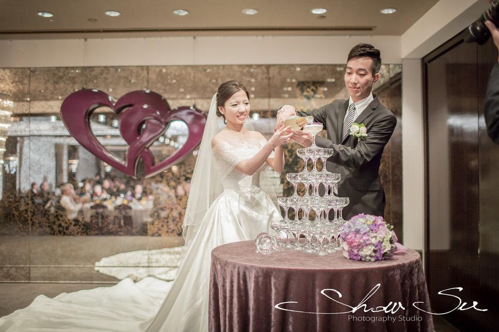 [婚攝] Carlton & Cynthia│台北@世貿三三│結婚晚宴(編號:467616) - Show Su Photography - 結婚吧