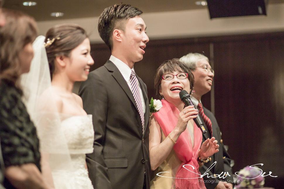 [婚攝] Carlton & Cynthia│台北@世貿三三│結婚晚宴(編號:467618) - Show Su Photography《結婚吧》