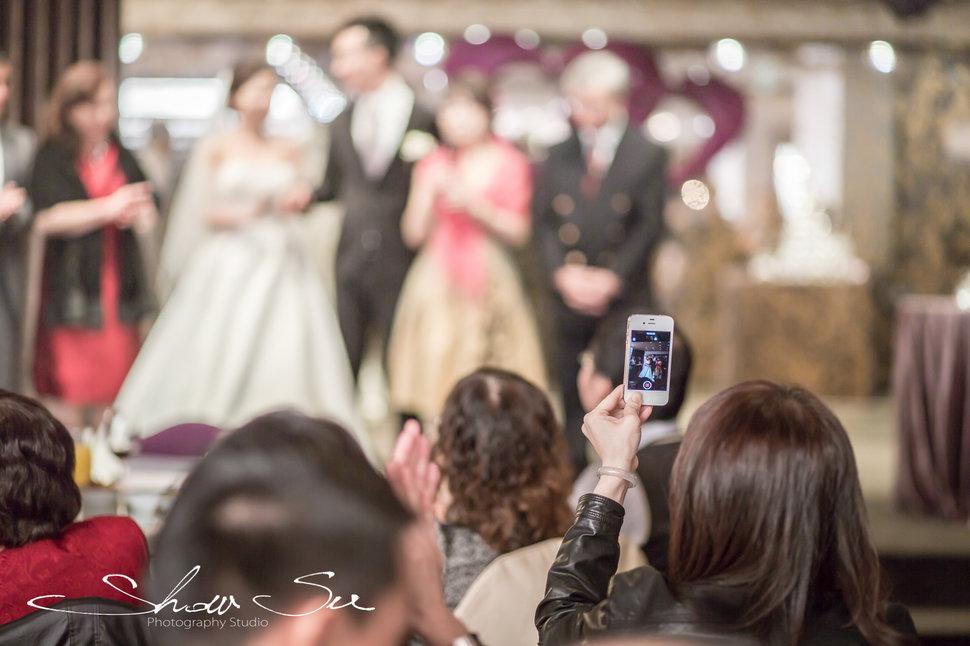[婚攝] Carlton & Cynthia│台北@世貿三三│結婚晚宴(編號:467619) - Show Su Photography《結婚吧》
