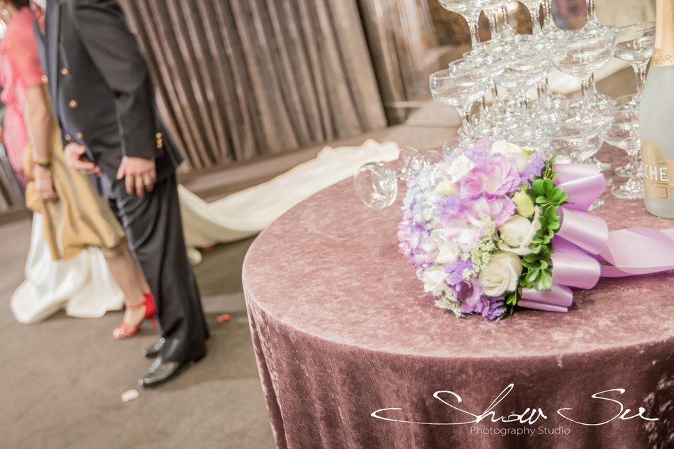 [婚攝] Carlton & Cynthia│台北@世貿三三│結婚晚宴(編號:467620) - Show Su Photography - 結婚吧