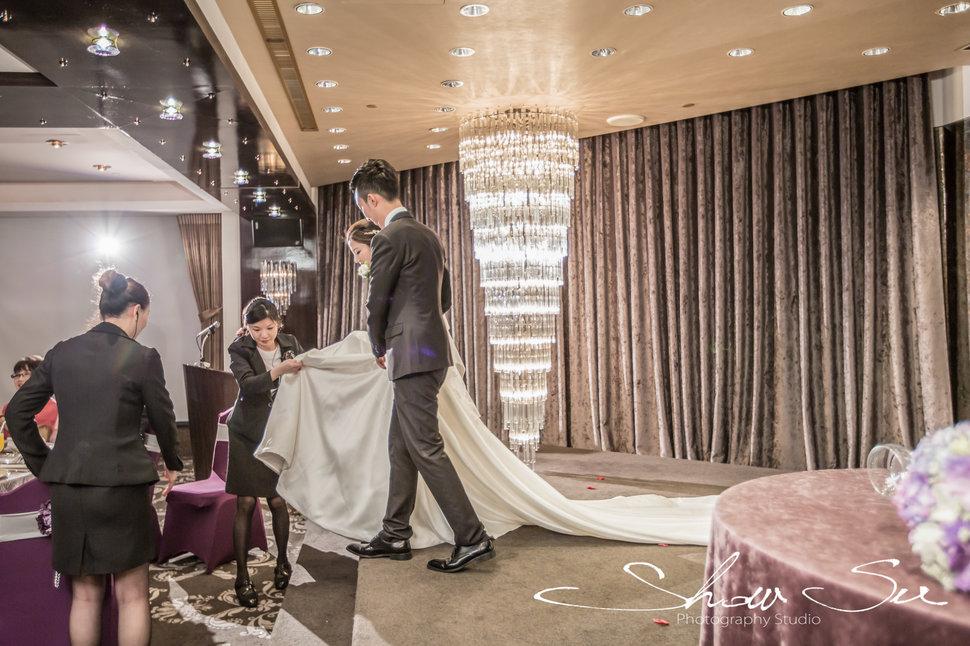 [婚攝] Carlton & Cynthia│台北@世貿三三│結婚晚宴(編號:467622) - Show Su Photography - 結婚吧
