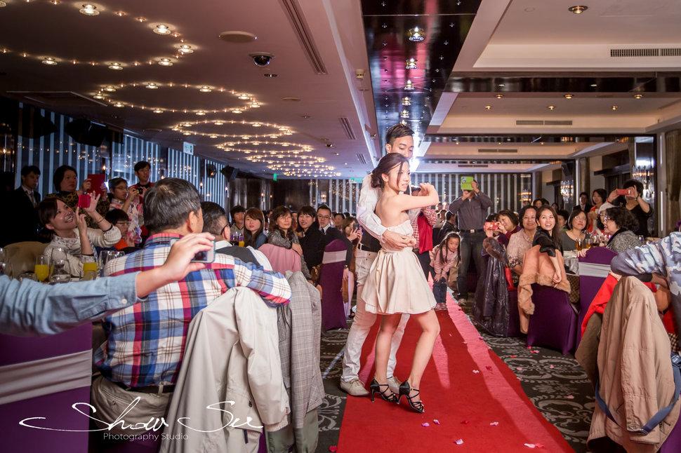 [婚攝] Carlton & Cynthia│台北@世貿三三│結婚晚宴(編號:467627) - Show Su Photography - 結婚吧
