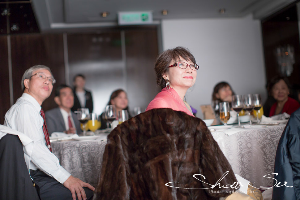 [婚攝] Carlton & Cynthia│台北@世貿三三│結婚晚宴(編號:467632) - Show Su Photography - 結婚吧
