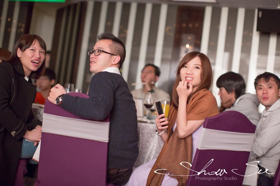 [婚攝] Carlton & Cynthia│台北@世貿三三│結婚晚宴(編號:467635) - Show Su Photography《結婚吧》