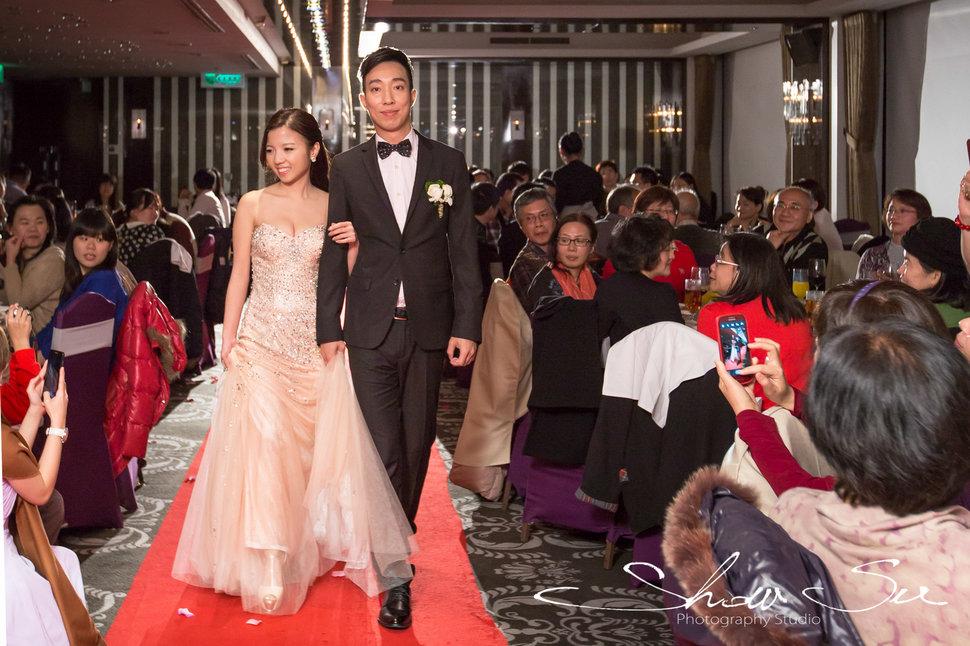 [婚攝] Carlton & Cynthia│台北@世貿三三│結婚晚宴(編號:467638) - Show Su Photography - 結婚吧