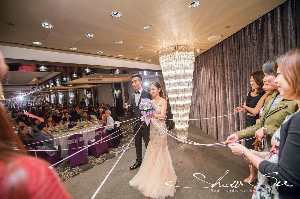 [婚攝] Carlton & Cynthia│台北@世貿三三│結婚晚宴(編號:467643) - Show Su Photography《結婚吧》