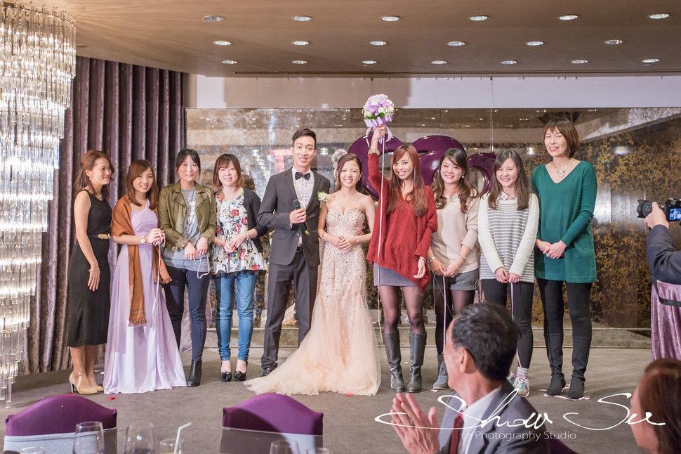 [婚攝] Carlton & Cynthia│台北@世貿三三│結婚晚宴(編號:467644) - Show Su Photography - 結婚吧