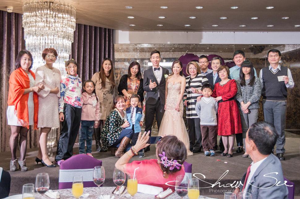 [婚攝] Carlton & Cynthia│台北@世貿三三│結婚晚宴(編號:467645) - Show Su Photography - 結婚吧