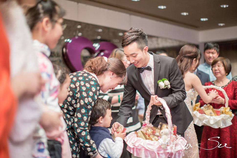 [婚攝] Carlton & Cynthia│台北@世貿三三│結婚晚宴(編號:467646) - Show Su Photography《結婚吧》