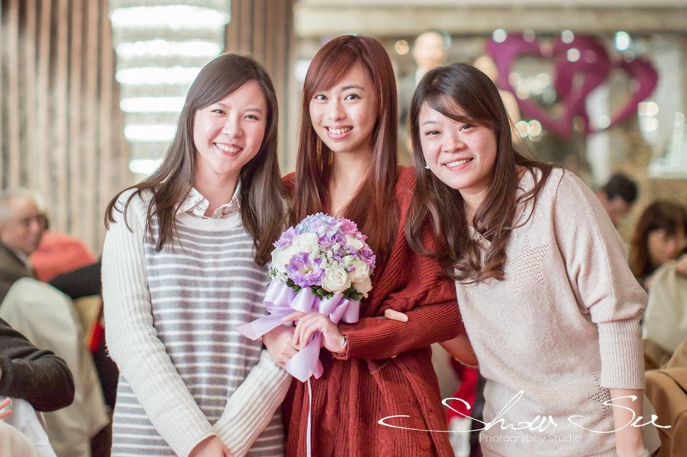 [婚攝] Carlton & Cynthia│台北@世貿三三│結婚晚宴(編號:467648) - Show Su Photography《結婚吧》