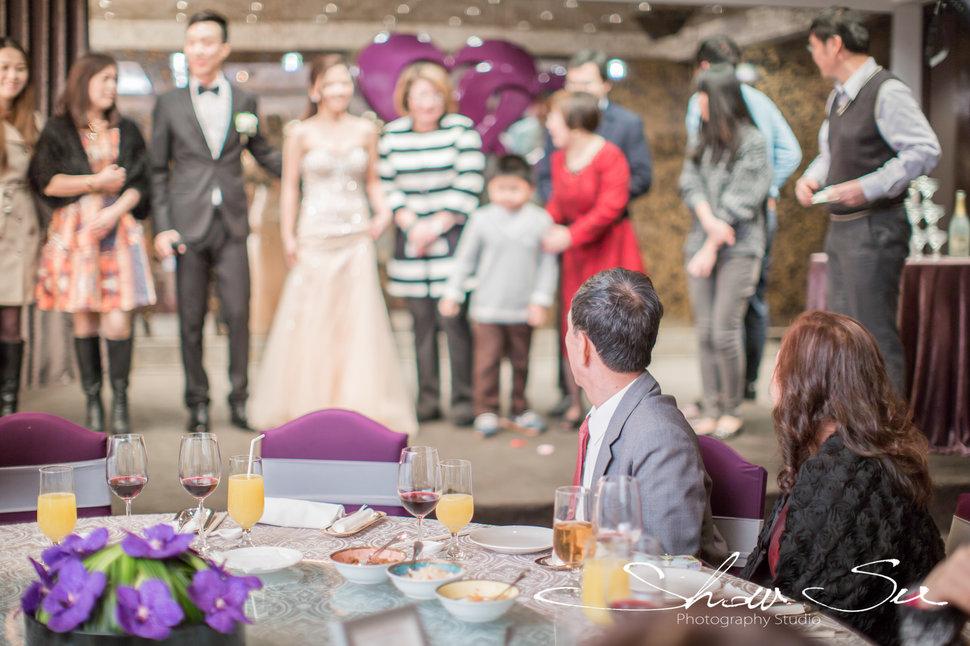 [婚攝] Carlton & Cynthia│台北@世貿三三│結婚晚宴(編號:467649) - Show Su Photography《結婚吧》