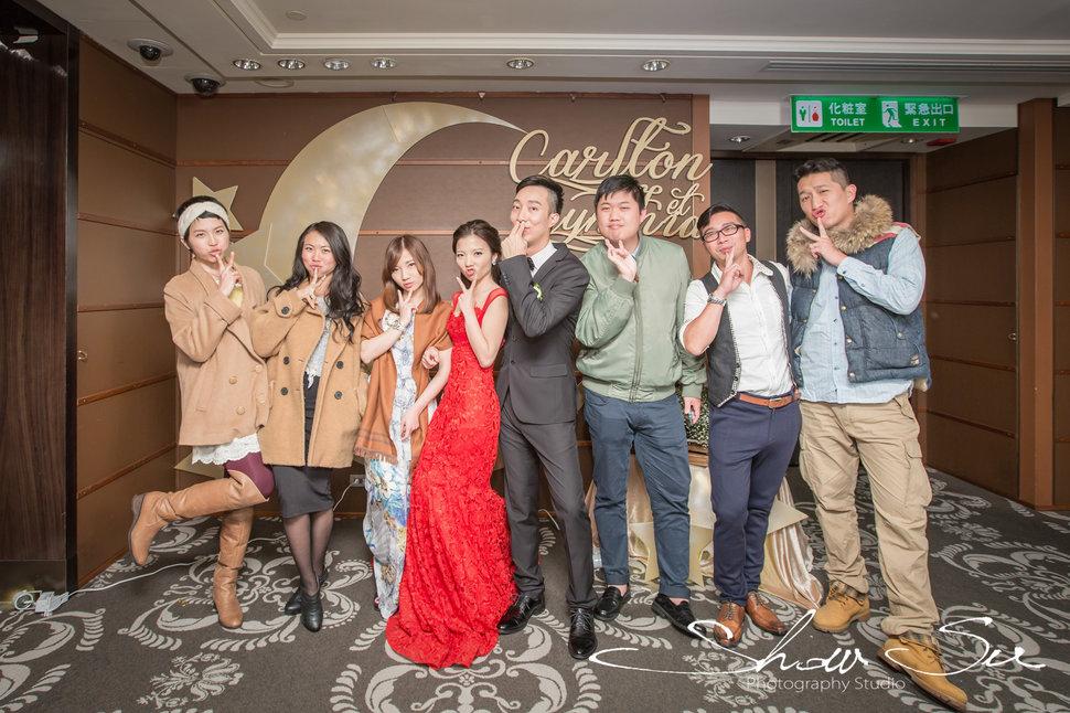 [婚攝] Carlton & Cynthia│台北@世貿三三│結婚晚宴(編號:467657) - Show Su Photography - 結婚吧