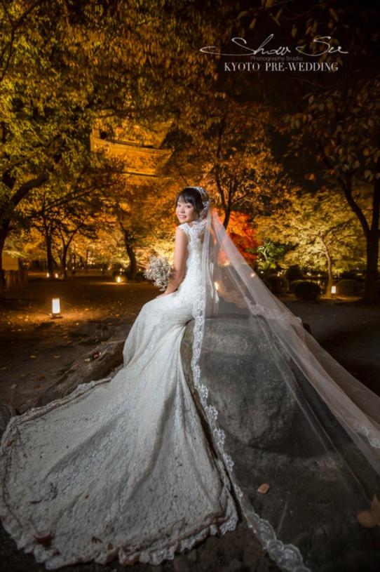 [海外婚紗] Masahiro & Chieh│日本京都│自助婚紗PRE-WEDDING(編號:507351) - Show Su Photography - 結婚吧