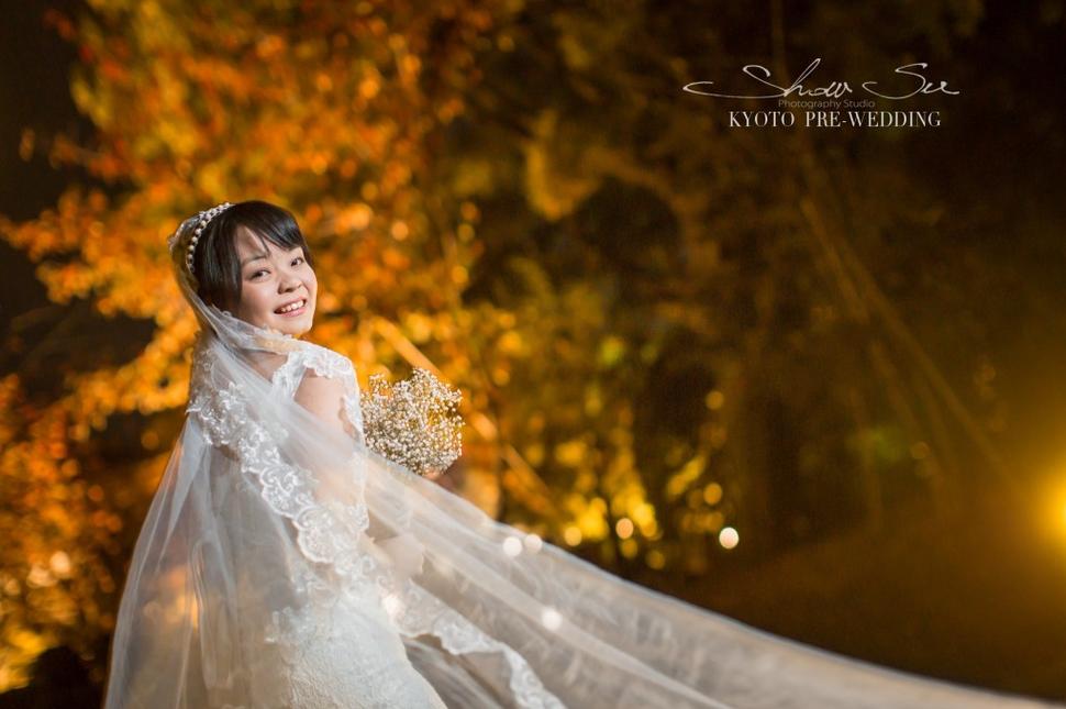 [京都婚紗] Masahiro & Chieh│日本京都│海外婚紗│自助婚紗│婚紗攝影PRE-WEDDING(編號:507359) - Show Su Photography《結婚吧》