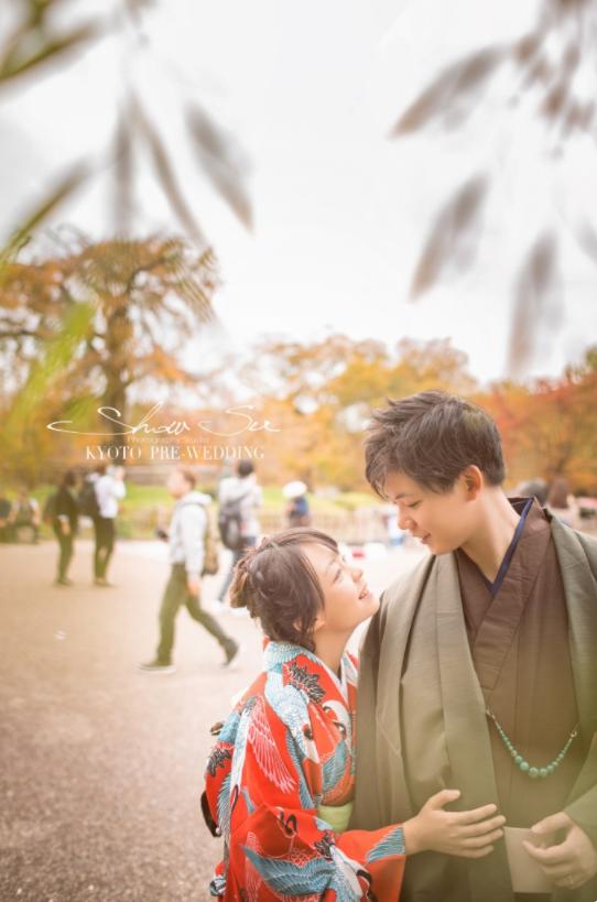 [京都婚紗] Masahiro & Chieh│日本京都│海外婚紗│自助婚紗│婚紗攝影PRE-WEDDING(編號:507360) - Show Su Photography《結婚吧》