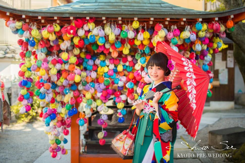 [海外婚紗] Masahiro & Chieh│日本京都│自助婚紗PRE-WEDDING(編號:507364) - Show Su Photography - 結婚吧