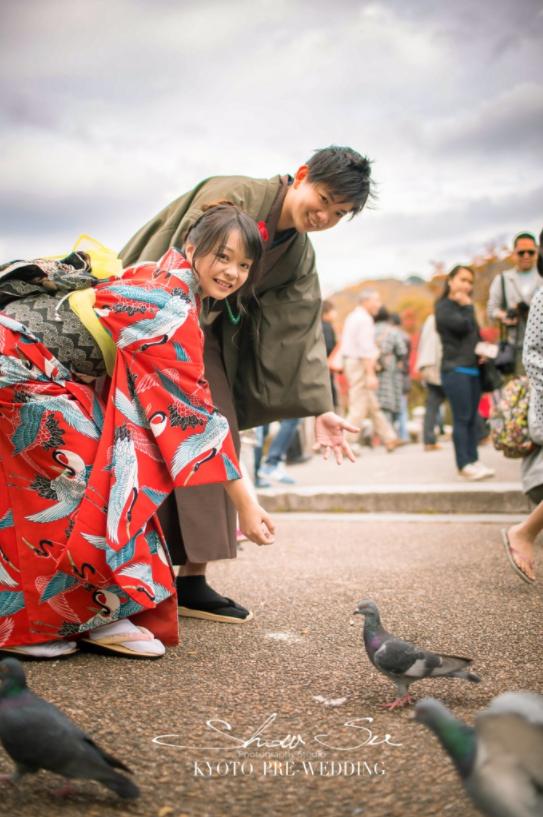 [海外婚紗] Masahiro & Chieh│日本京都│自助婚紗PRE-WEDDING(編號:507365) - Show Su Photography - 結婚吧