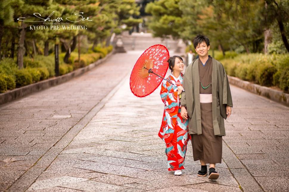 [京都婚紗] Masahiro & Chieh│日本京都│海外婚紗│自助婚紗│婚紗攝影PRE-WEDDING(編號:507366) - Show Su Photography - 結婚吧