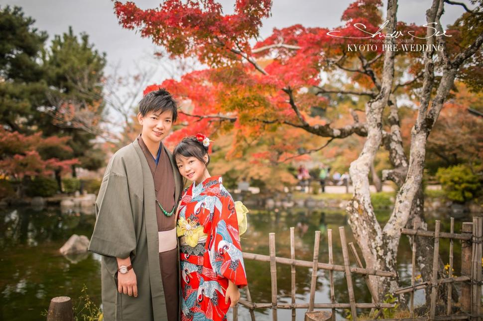 [海外婚紗] Masahiro & Chieh│日本京都│自助婚紗PRE-WEDDING(編號:507370) - Show Su Photography - 結婚吧
