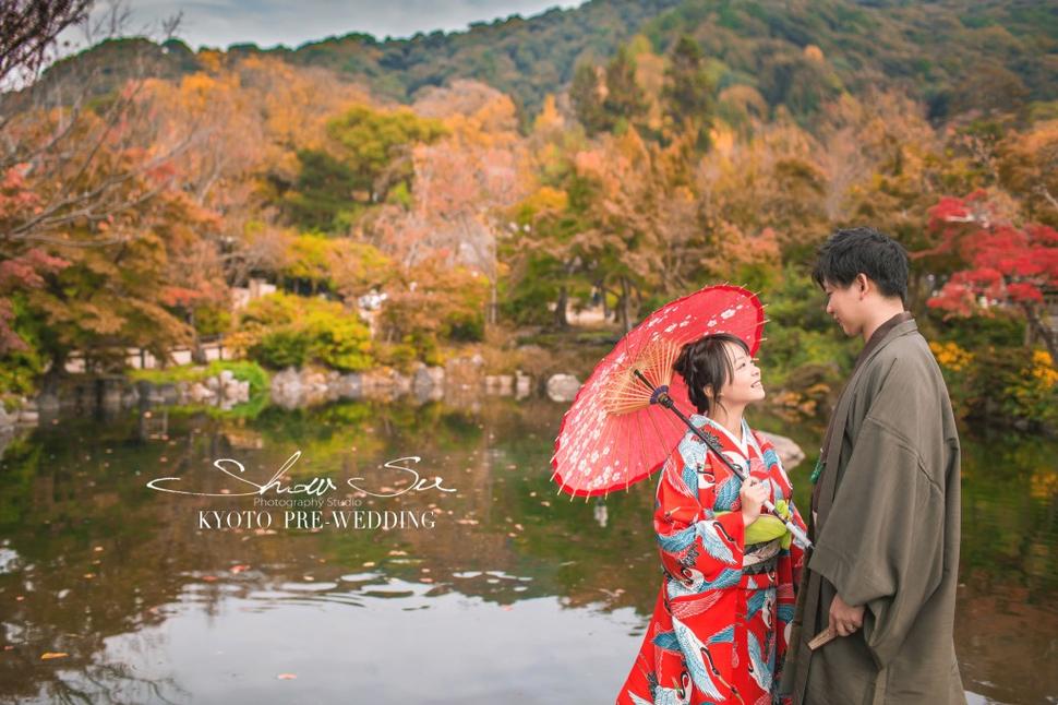 [京都婚紗] Masahiro & Chieh│日本京都│海外婚紗│自助婚紗│婚紗攝影PRE-WEDDING(編號:507371) - Show Su Photography - 結婚吧